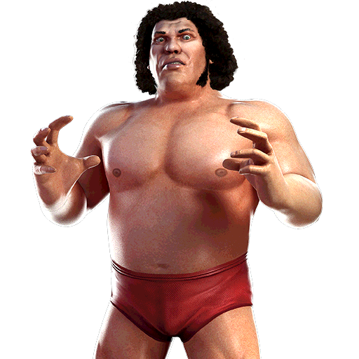 Andre The Giant 'Irresistible Force'