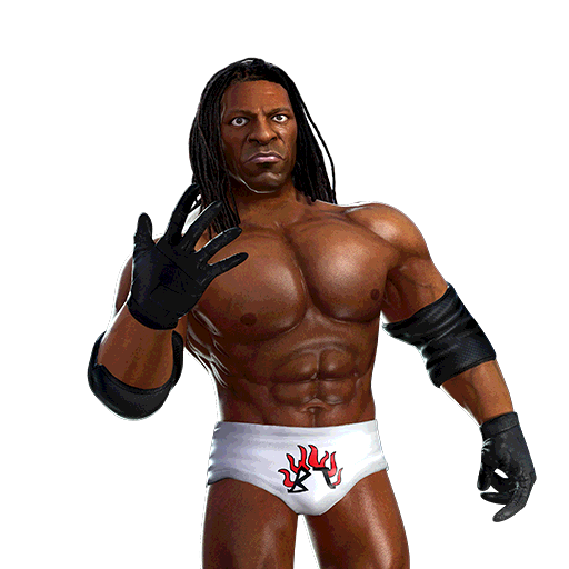 Booker T '5-Time World Champion'