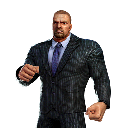 Triple H 'The Authority'