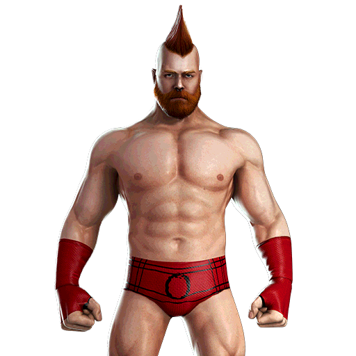 Sheamus 'The Celtic Warrior'