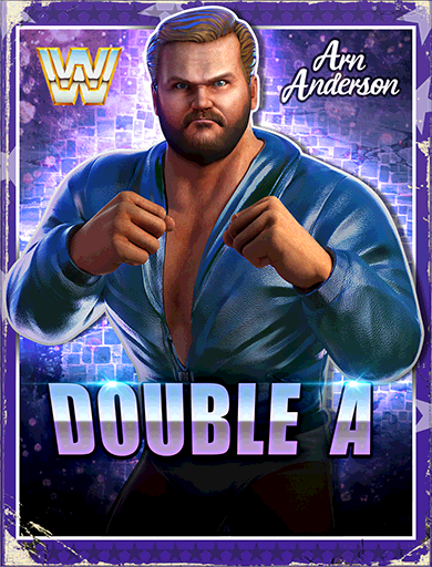 Arn Anderson 'Double A' Poster