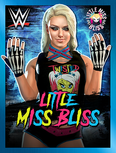 Alexa Bliss 'Little Miss Bliss'