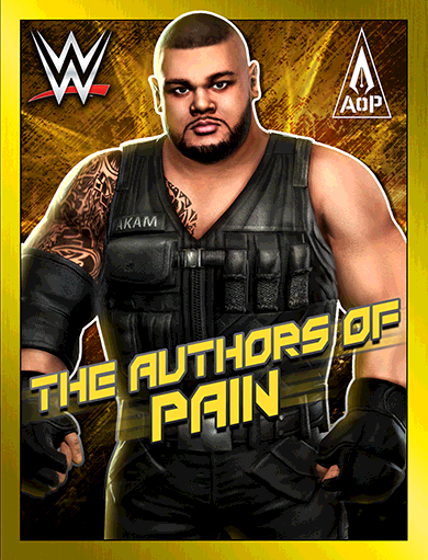Akam 'Authors of Pain'