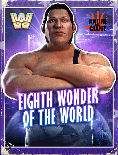 Andre The Giant 'Eighth Wonder of the World' Poster