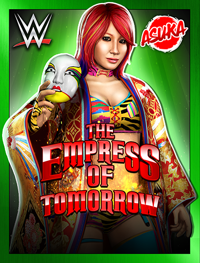 Asuka 'The Empress of Tomorrow'