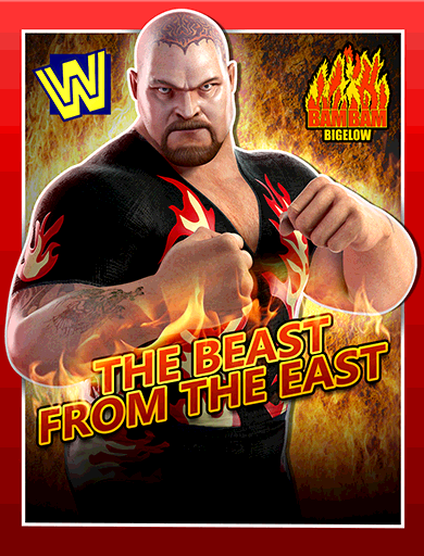 Bam Bam Bigelow 'The Beast from the East'