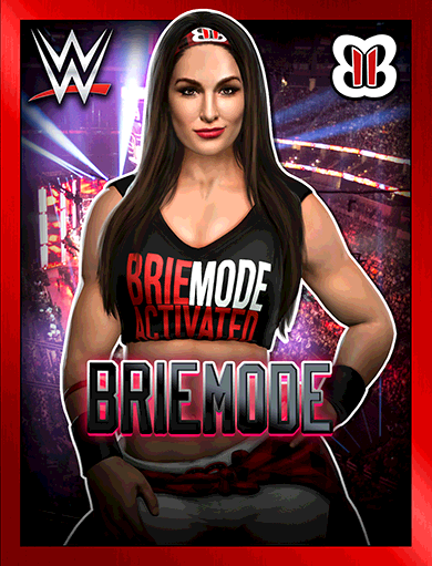 Brie Bella 'Brie Mode'