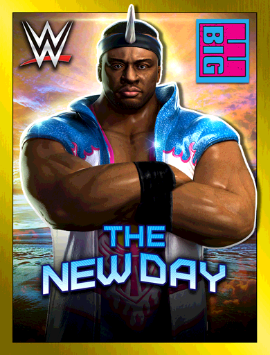 Big E 'The New Day'