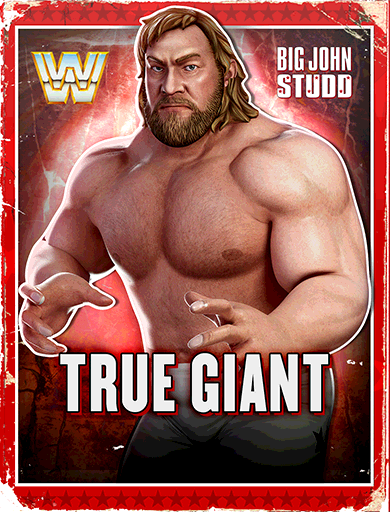 Big John Studd 'True Giant'