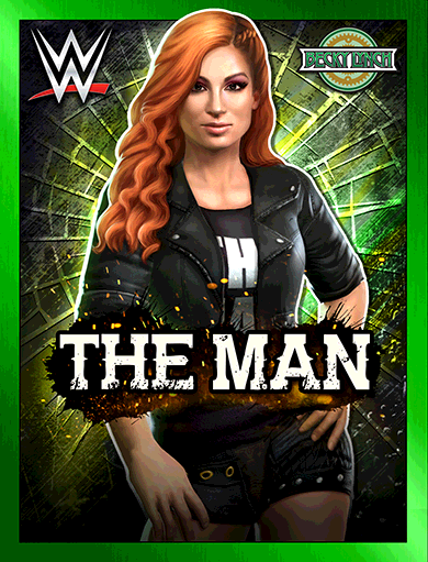 Becky Lynch 'The Man'