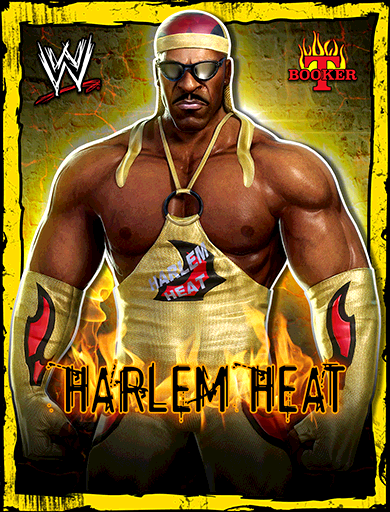 Booker T 'Harlem Heat'