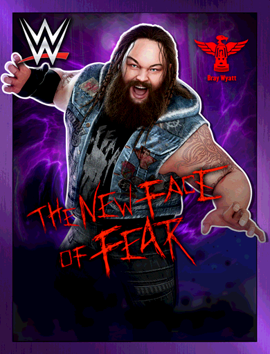 Bray Wyatt 'The New Face of Fear'