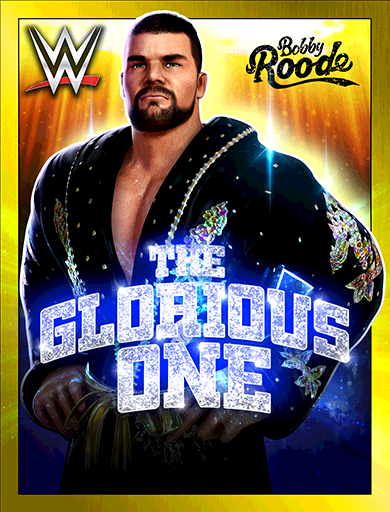 Bobby Roode 'The Glorious One'