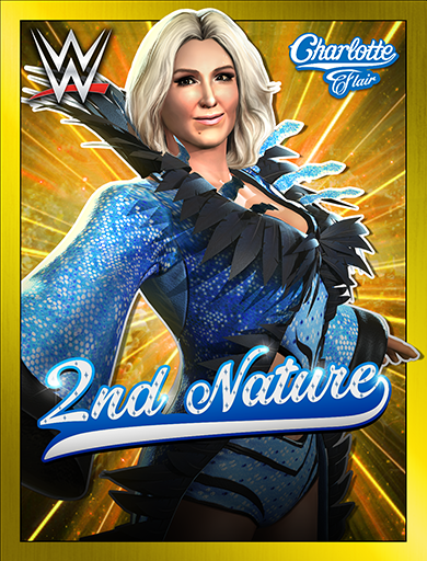 Charlotte Flair '2nd Nature'