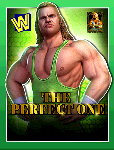 Mr. Perfect 'The Perfect One'