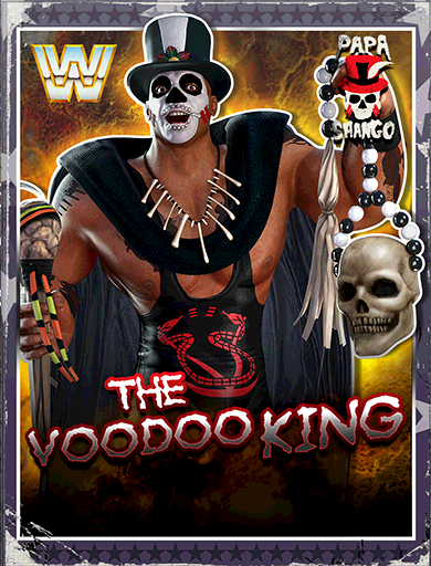 Papa Shango 'The Voodoo King'