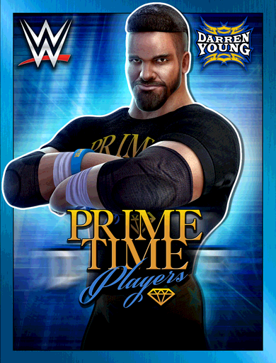 Darren Young 'Prime Time Players' Poster