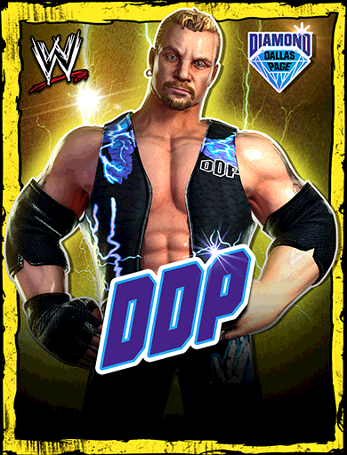 Diamond Dallas Page 'DDP' Poster