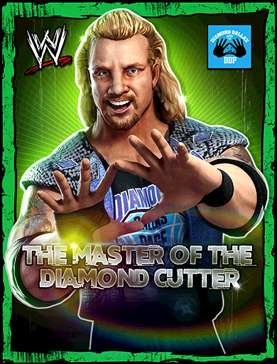 Diamond Dallas Page 'The Master of the Diamond Cutter' Poster