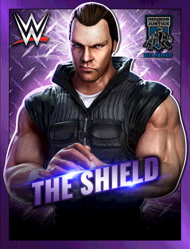 dean ambrose the shield stats wwe champions guide