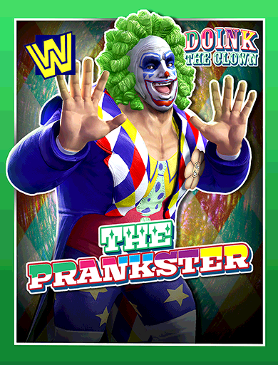 Doink The Clown 'The Prankster'