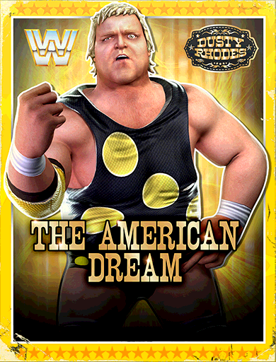 Dusty Rhodes 'The American Dream'