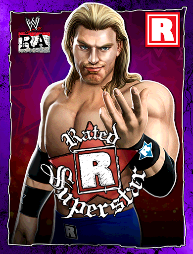 Edge 'The Rated-R Superstar'