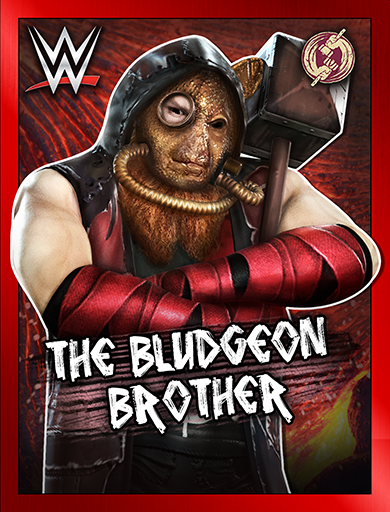 Erick Rowan 'The Bludgeon Brothers'