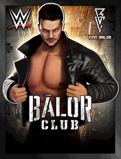 Finn Bálor 'Bálor Club'