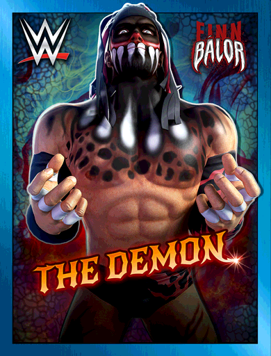 Finn Bálor 'The Demon' Poster