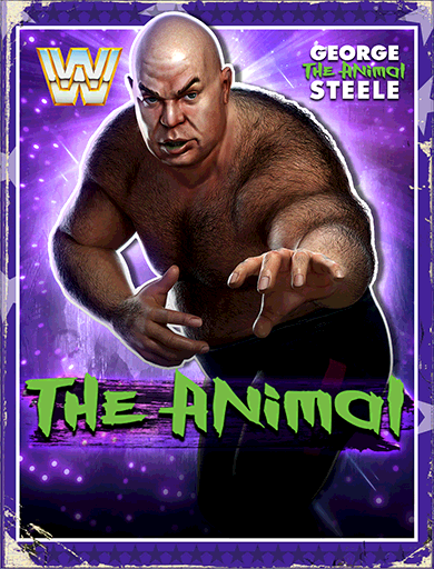 George Steele 'The Animal'
