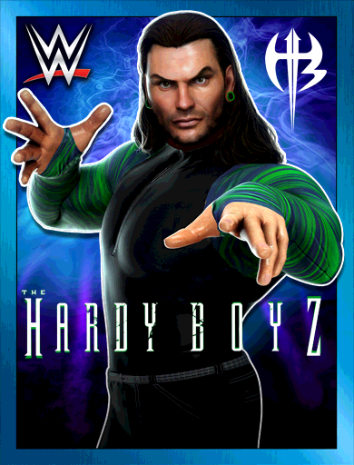 Jeff Hardy 'The Hardy Boyz'