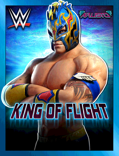 Kalisto 'King of Flight' Poster