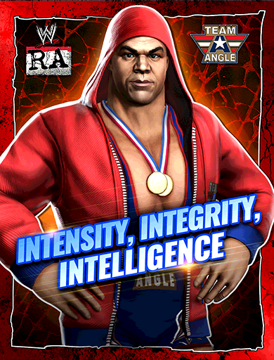 Kurt Angle 'Intensity, Integrity, Intelligence'