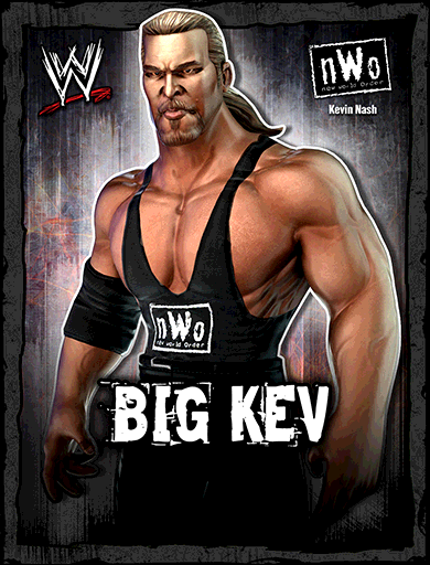Kevin Nash 'Big Kev'