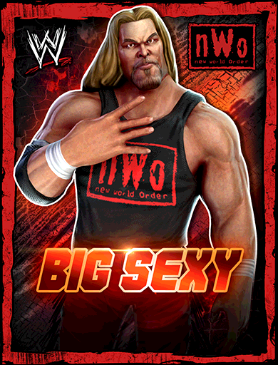 Kevin Nash 'Big Sexy'