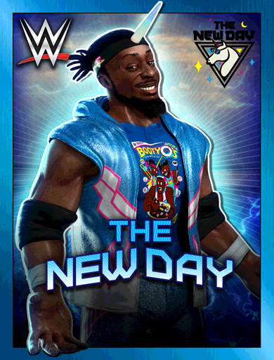 Kofi Kingston 'The New Day'