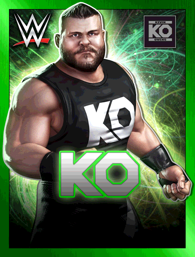 Kevin Owens 'KO' Poster