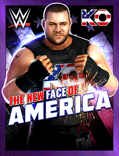 Kevin Owens 'The New Face of America'
