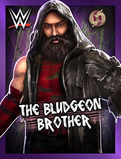 Luke Harper 'The Bludgeon Brothers'