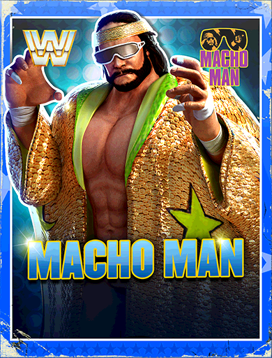Randy Savage 'Macho Man'
