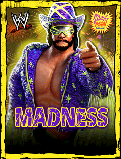 Randy Savage 'Madness'