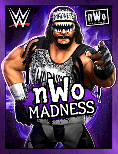 Randy Savage 'nWo'