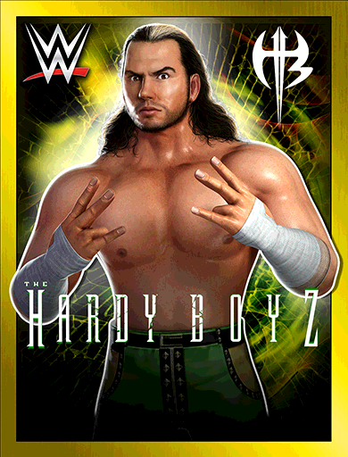 Matt Hardy 'The Hardy Boyz'