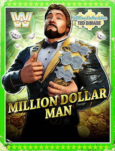 Ted DiBiase 'Million Dollar Man'