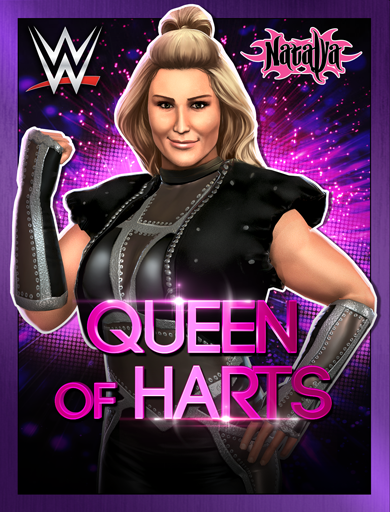 Natalya 'Queen of Harts'
