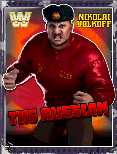 Nikolai Volkoff 'The Russian'