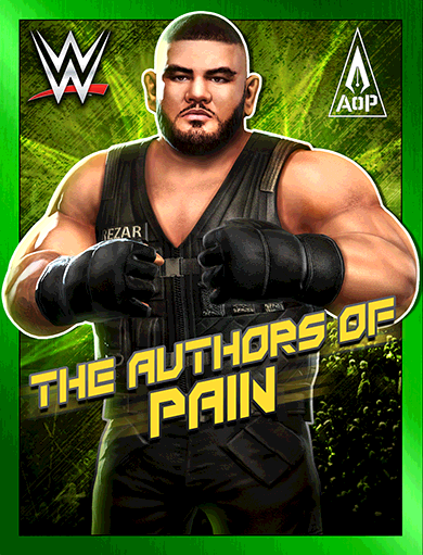 Rezar 'Authors of Pain'