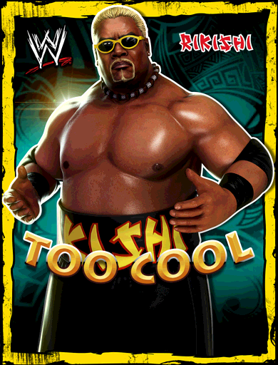 Rikishi 'Too Cool'