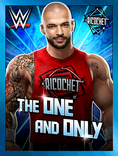 Ricochet 'The One and Only'